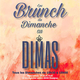 Dimas Perpignan propose un brunch tous les dimanches matin en centre-ville.