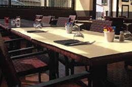 Le Concorde Saint Estève Restaurant propose sa Carte et ses Menus