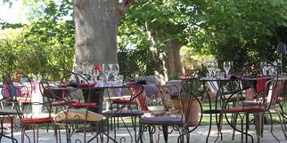 Le Mas Chabry Perpignan Restaurant de grillades, guinguette avec terrasses sur le chemin de la Carlette (® networld-aGuje)